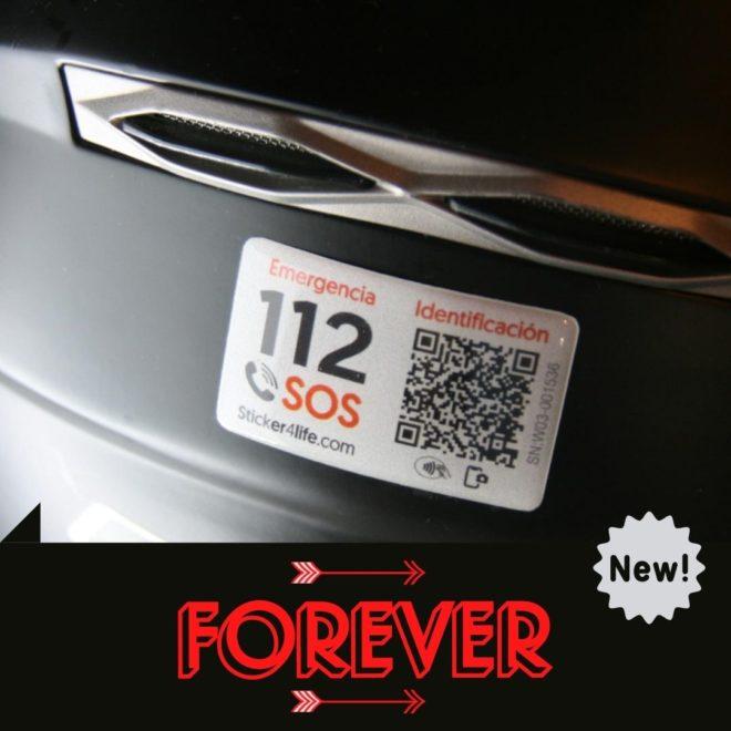 Identificador Forever