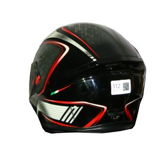 casco con identificador