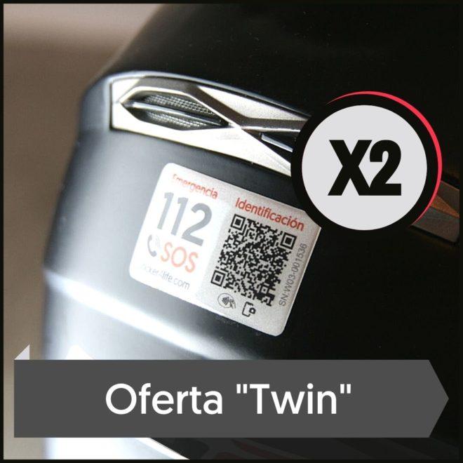 Oferta Twin Sticker4life